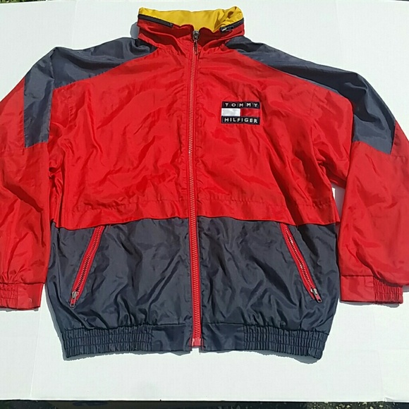 Vintage Sailing Gear Tommy Hilfiger jacket